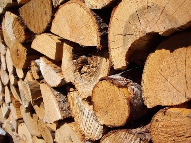 bois à brûler
