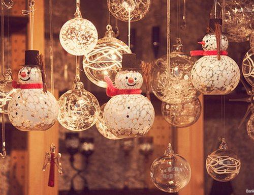 Idées originales pour décorer un sapin de Noël